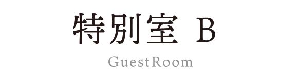 アネックス 特別室B(1708号室)