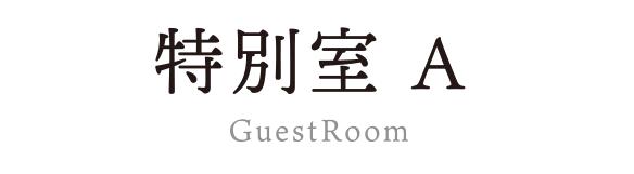 アネックス 特別室A(1710号室)