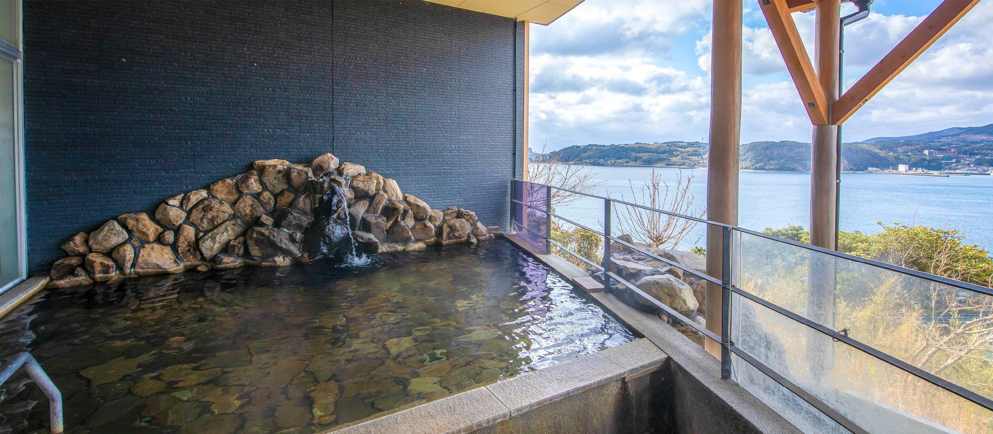 平戸たびら天然温泉 「なごみの湯」